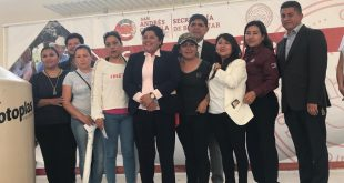 Caravanas de Bienestar no lucran con la necesidad de la gente, dice Karina Pérez